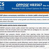 This bill would stop charter school expansion in Illinois.