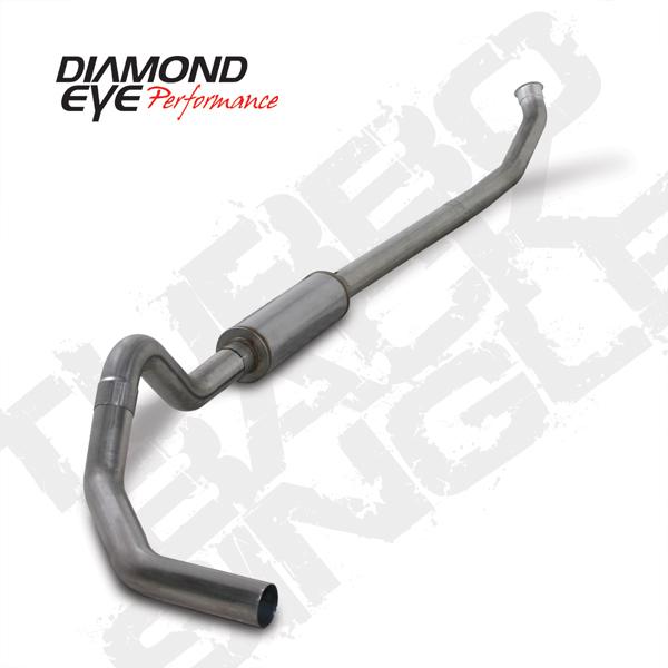 diamond eye exhaust 94 97 ford 7 3l