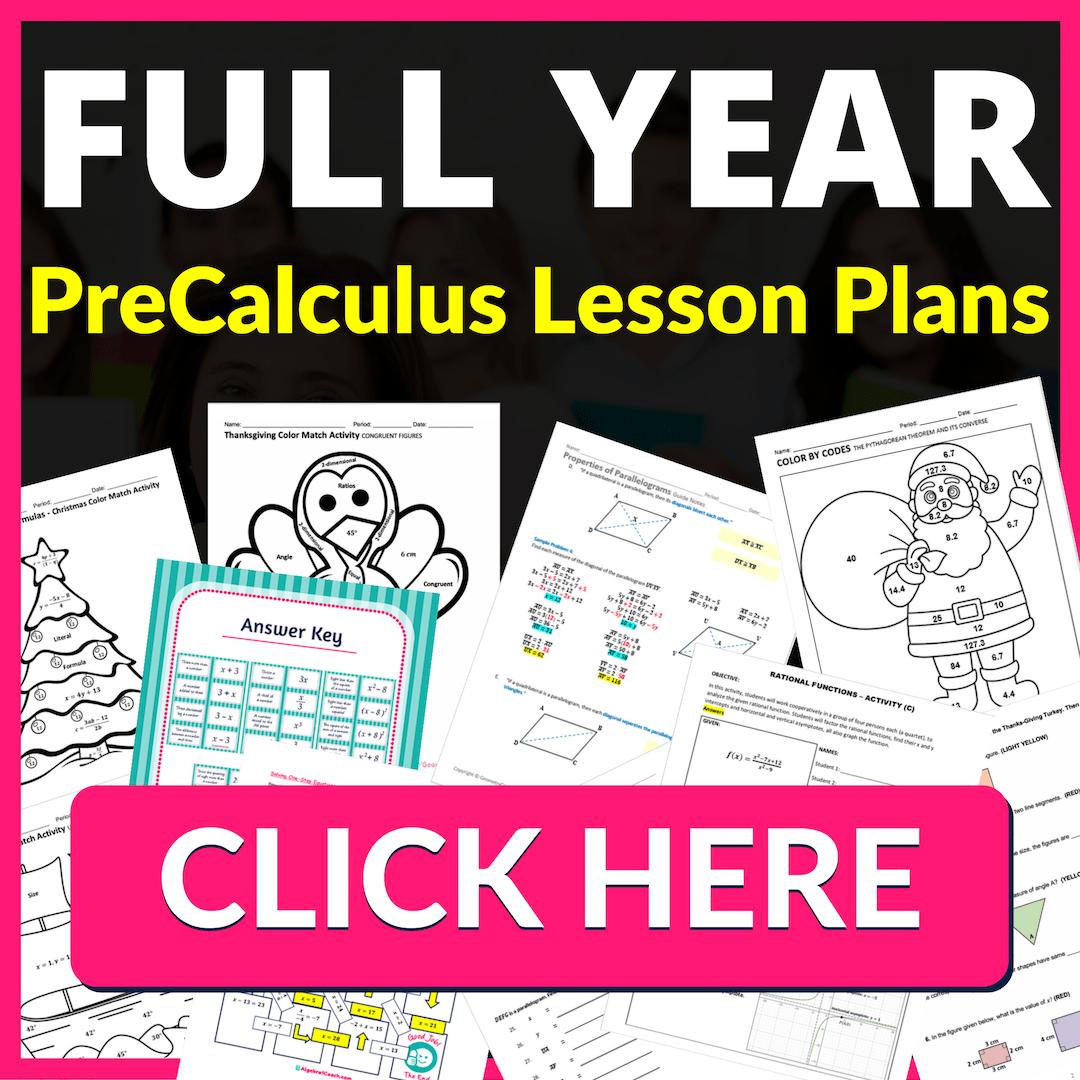 1 1 Lesson Plan
