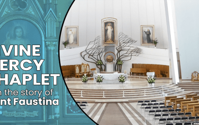 Divine Mercy Chaplet and the Story of St. Faustina
