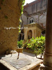 interieur puit villa cimbrone