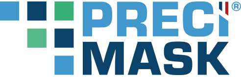 PRECIMASK - Logo Registered
