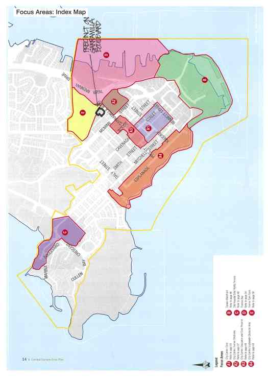 HPJV Central Darwin Focus Areas