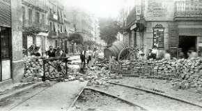 La semana trágica cumple cien años