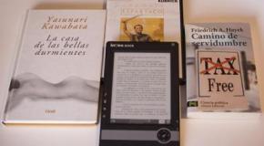La lectura digital, ahora con Wi-Fi