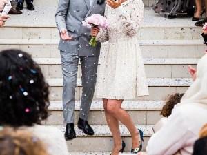 少人数での結婚式