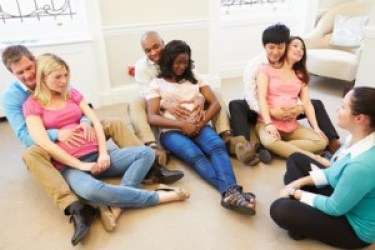 classes offered for childbirth
