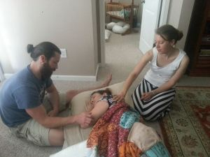 Relationship with an Expectant Mom- The Doula's Role