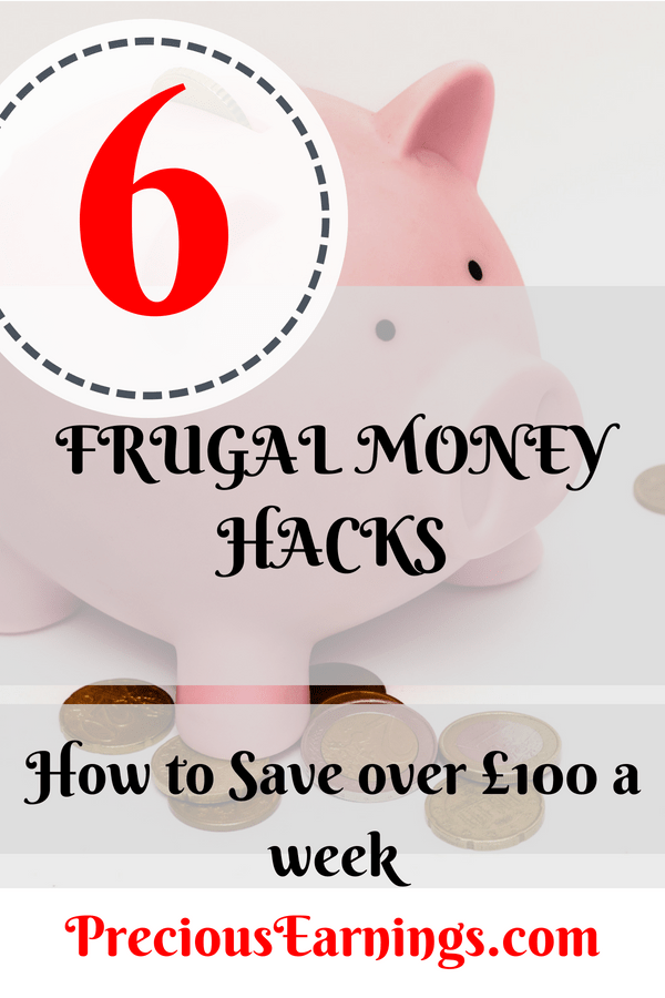 frugal hacks to save money