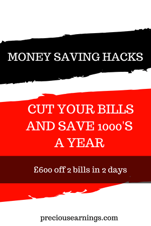 cut your bills to save money