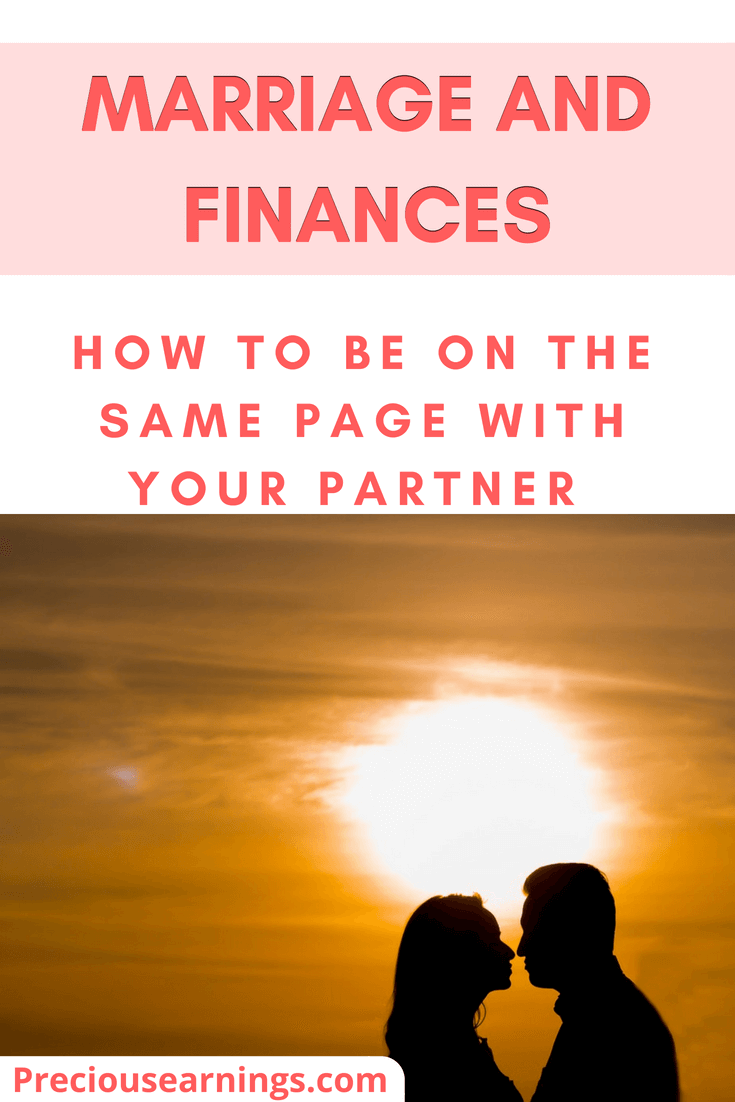 marriage and finances: How to become debtfree together