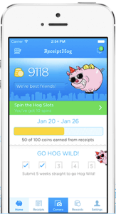 receipt hog gets you free amazon gift cards
