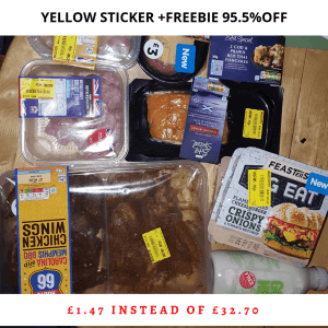 things we stopped buying to save money yellow sticker