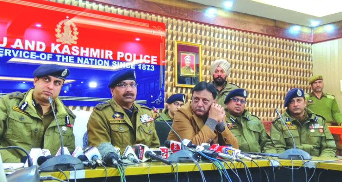 Youth being radicalised, no large presence of ISIS in Kashmir, says DGP