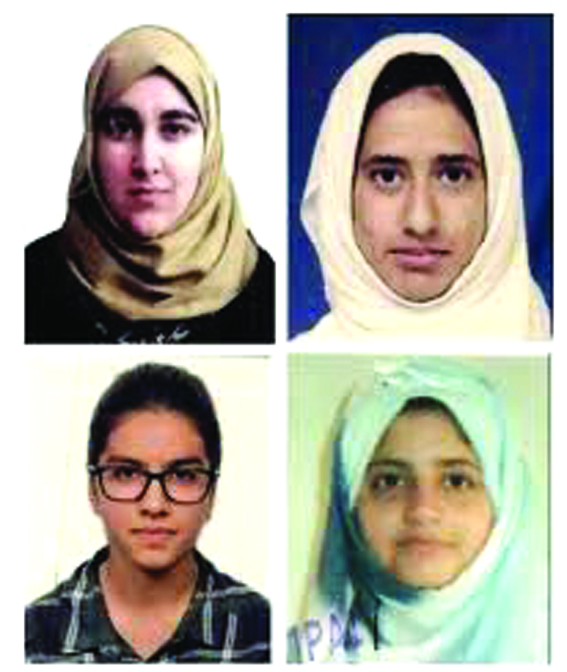 Girls bag top positions in all 4 streams as 52 percent pass 12th class exams