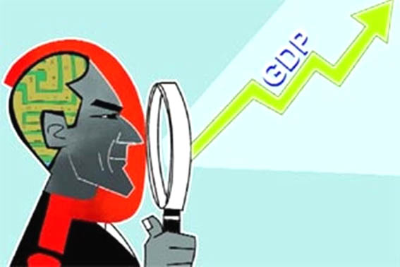 'India's GDP growth would be even better if global factors did not play spoilsport'