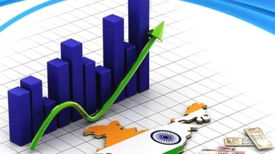 'Indian economy on track to maintain high growth rate'
