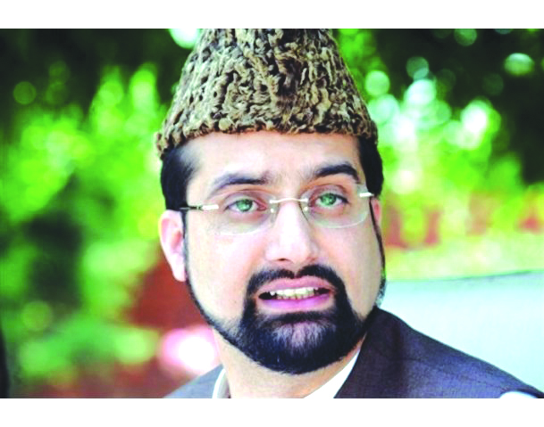 Mirwaiz put under house arrest