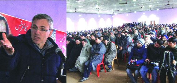 Will repeal PSA, if voted to power: Omar