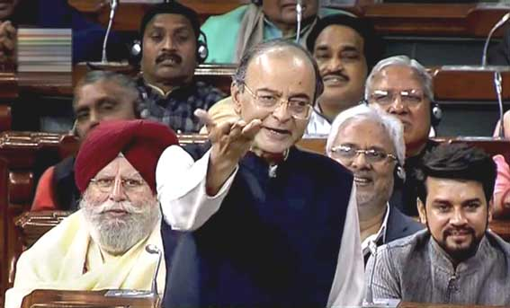 No case of pension, gratuity fund diversion at PNB: Jaitley