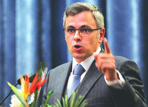 Omar rejects any post-poll alliance with BJP