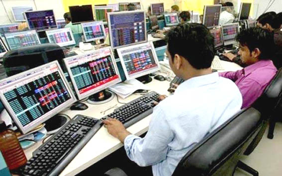 Sensex, Nifty end higher, but profit booking drags them from high points