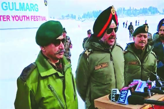 'We are in total control of situation in JK'