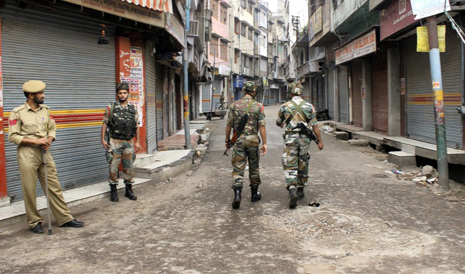 Day 4: Jammu remains under curfew