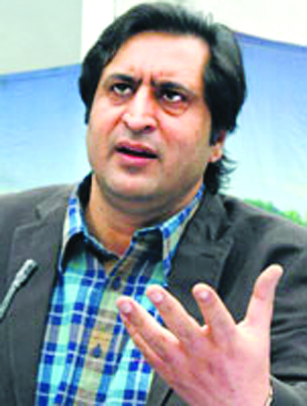 Article 35-A non-negotiable: Sajad Lone