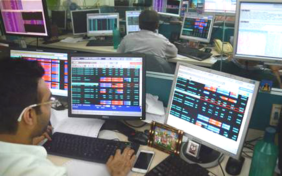 Sensex ends 142 points up, Nifty settles at 10790