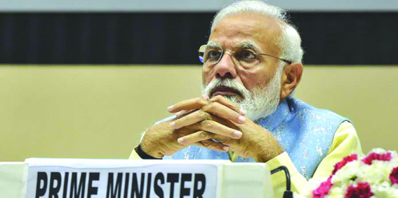 Top security, intel officials meet at PMO; Modi briefed