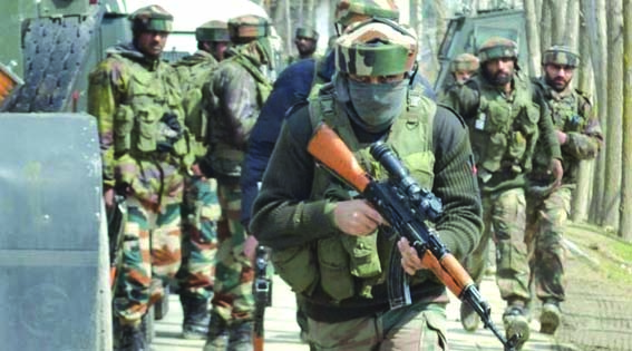 B.Tech Student Among 4 Militants Killed In South Kashmir Gunfight