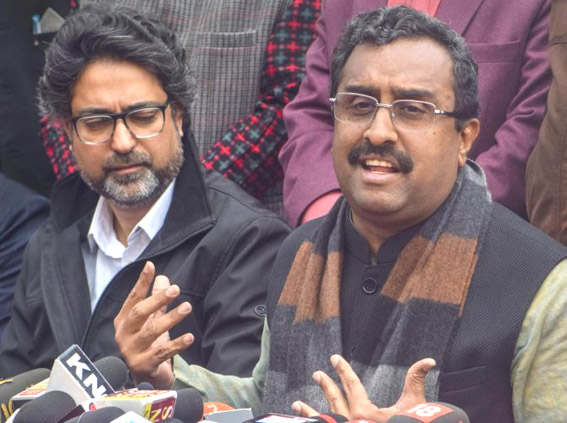 Action against separatists, militants will continue: Madhav