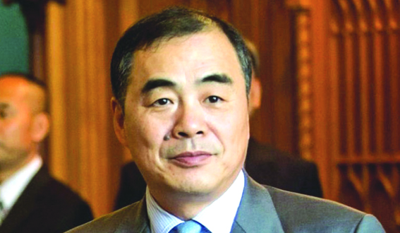 China sends Vice Foreign Minister to Pak to discuss Indo-Pak tensions