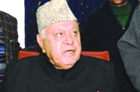 Communal forces will use trojan horses to manipulate elections: Dr Farooq