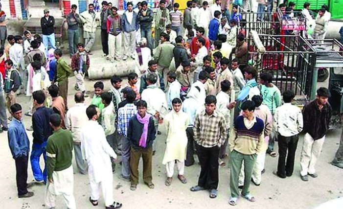 Dearth of migrant workers hit building activity in Kashmir