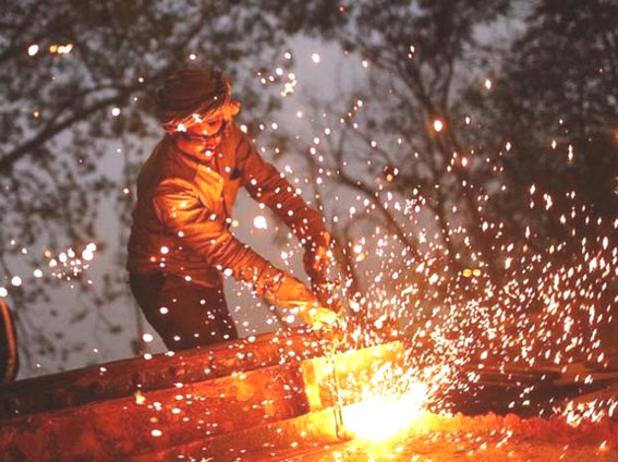 Feb Manufacturing PMI at 14-month high of 54.3 on sales, employment growth