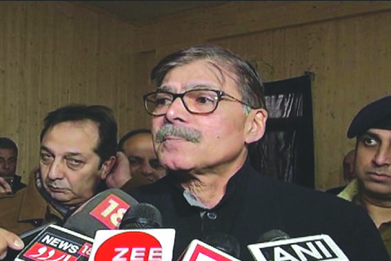 Focusing on 'fragile' parts to ensure smooth conduct of polls in JK: Vijay Kumar