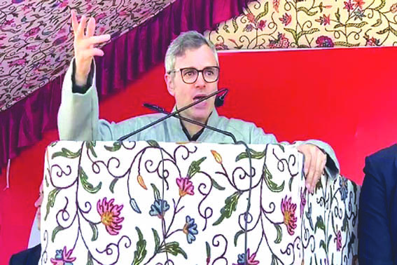 Omar welcomes opening of Sharda Peeth corridor