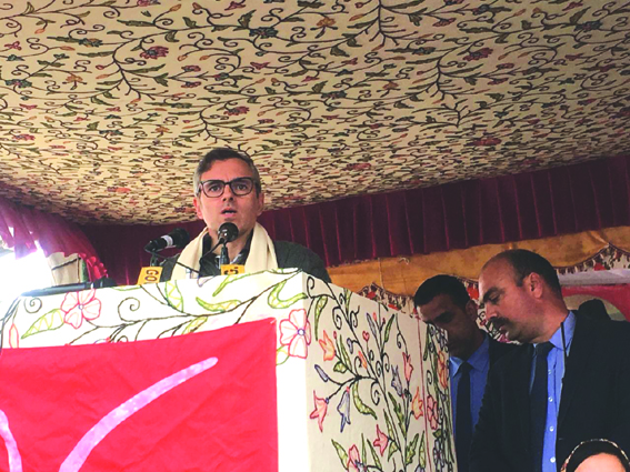 NC open to alliance in JK if Congress agrees to seat-sharing offer: Omar