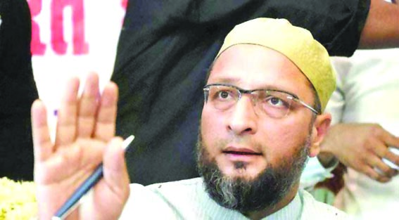 Owaisi ridicules NDA govt over holding Anantnag LS seat polling in three phases