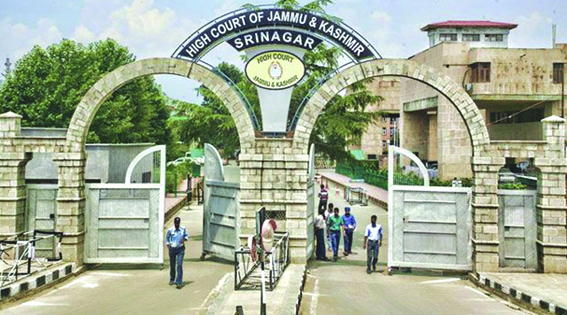 Petition filed in HC challenging extension of 77th, 103rd amendments to JK