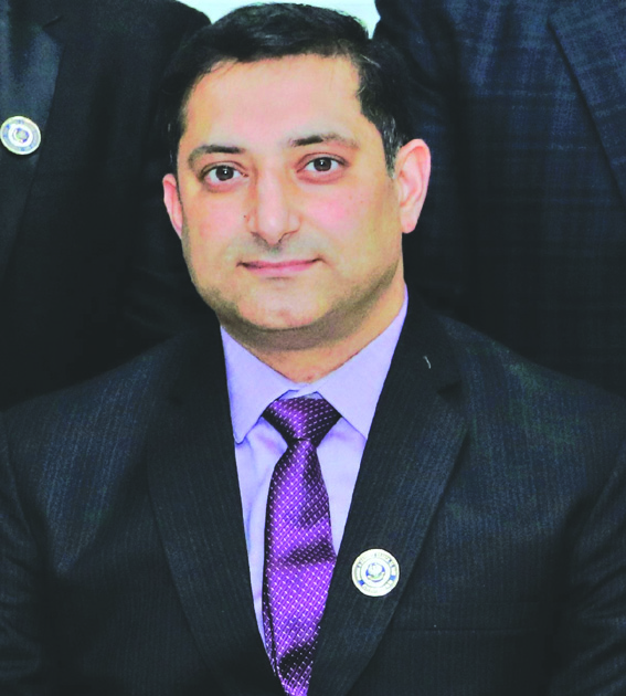 CA Shalay Razdan elected Chairman of J&K Chapter of ICAI