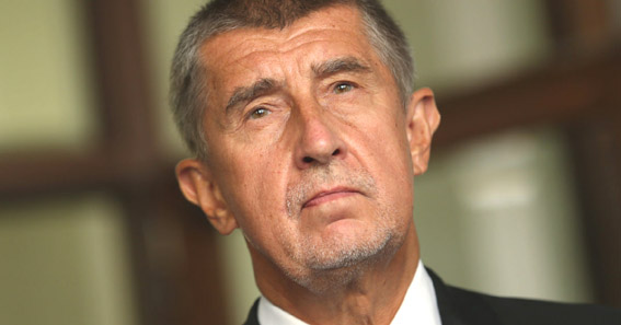 Czech PM says won't resign if indicted over EU fraud
