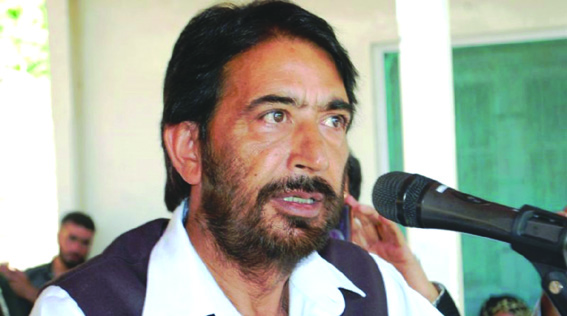 PDP-BJP govt would be remembered for 'atrocities' in JK: Mir