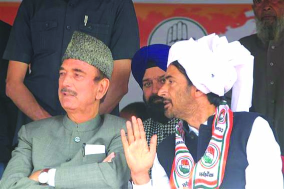 PM Modi's lies, deceit won't save BJP's sinking ship: Azad