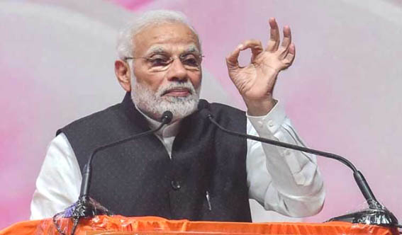 Economy in focus as PM Modi starts second term without key aide