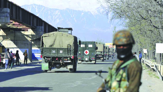 Govt to lift restrictions on Srinagar-Jammu highway from May 27