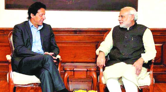 No decision on any meeting between Modi, Imran on sidelines of SCO summit