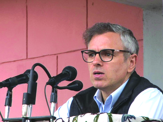 PDP responsible for plight of Pulwama residents: Omar